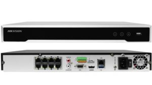 REJESTRATOR DS 7608NI Q2 8P Hikvision POE DO 8MPX